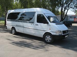 Аренда микроавтобуса Харьков