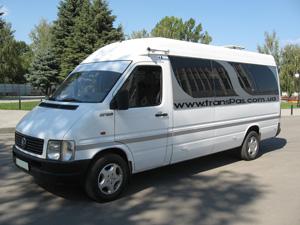 заказать микроавтобус Харьков