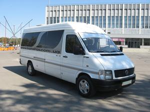 прокат микроавтобуса Харьков