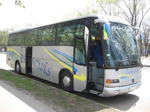 Услуги автобуса Харьков