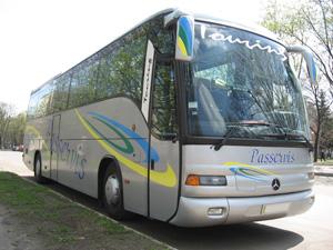Нанять автобус с водителем