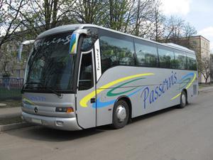 заказать автобус Харьков